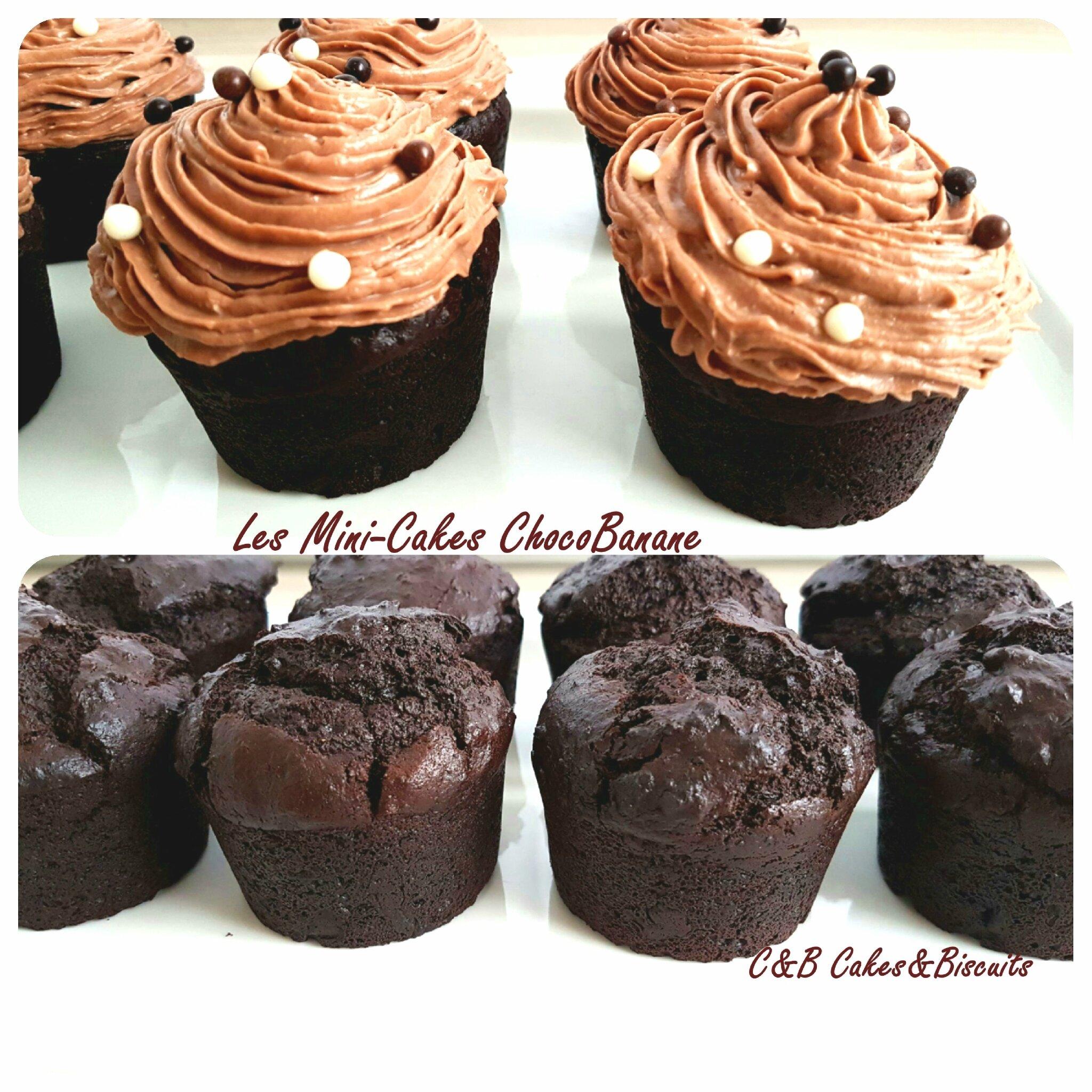 Les Mini-Cakes ChocoBanane