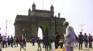 Bombay, porte de l'Inde