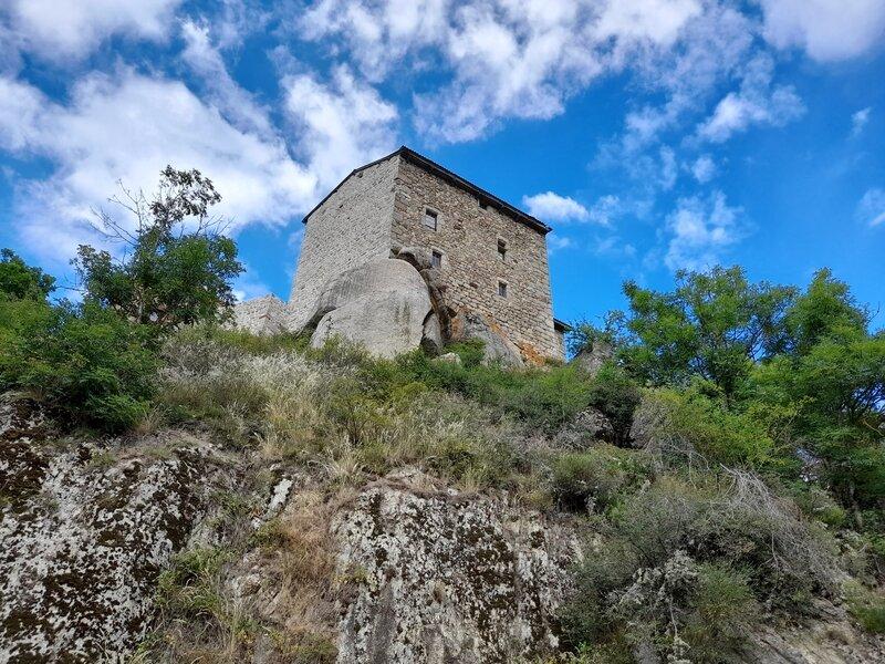 Charraix château
