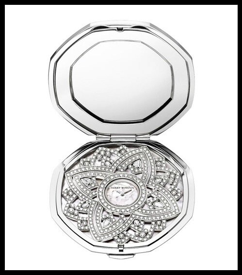 harry winston the jeweler s secret montre poudrier 2
