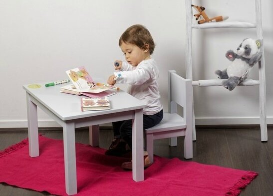 table enfant pioupiou