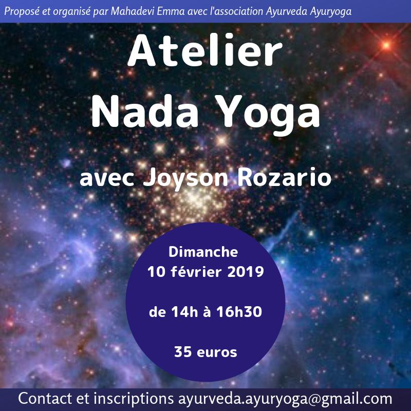 Atelier Nada Yoga 2019 02 10 14h