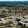 Pontarlier, le lycée