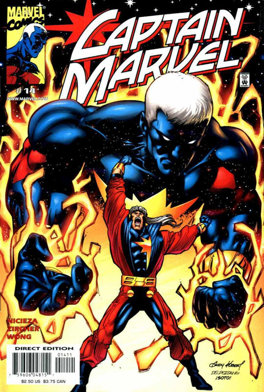 captain marvel 2000 14