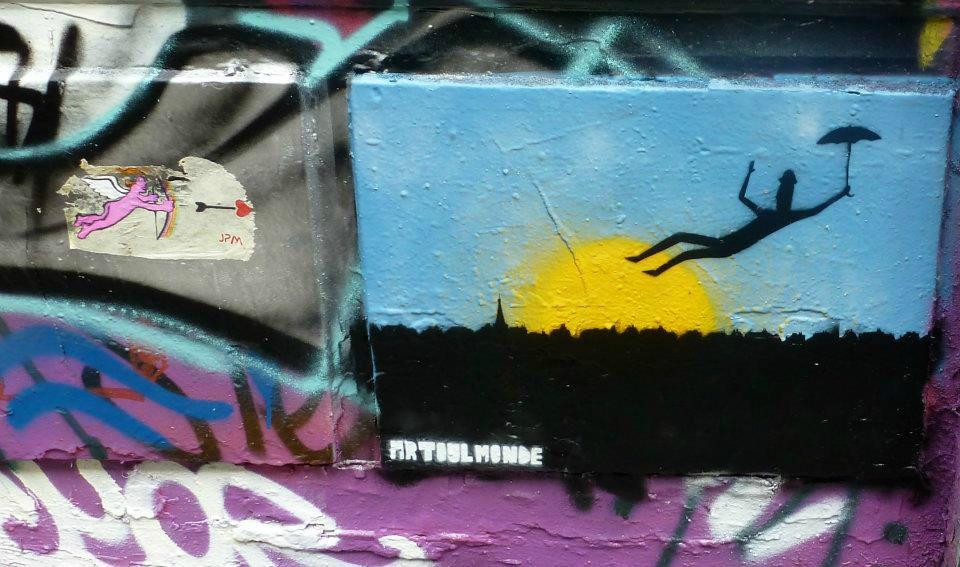 L'exposition W.A.R1 : historique et nécéssité...une vision de l'art urbain