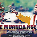 Ne mavuemba nkosi : le dictateur divin qui mate les lions !