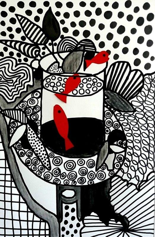 254_Noir et blanc_Du graphisme avec Matisse (28)