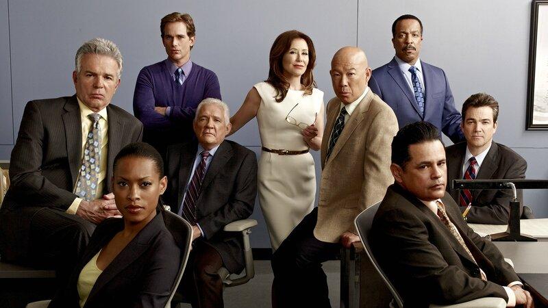 Major-Crimes l'équipe