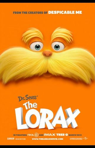 The Lorax (1er Août 2012)