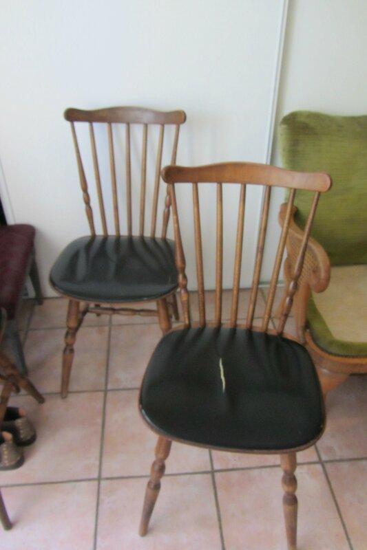 refaire des chaises tapissier à Brest