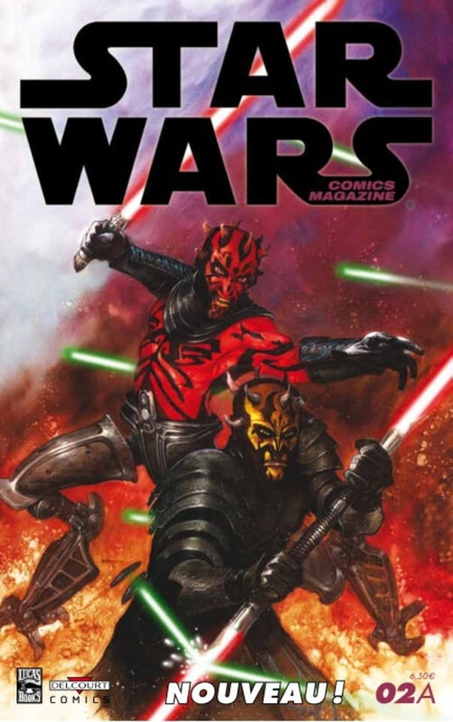 star wars comics magazine 02A