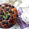 Schiacciata con l'uva, un plaisir rustique pour fêter les vendanges