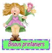 bisous printaniers