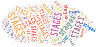 Logo stages