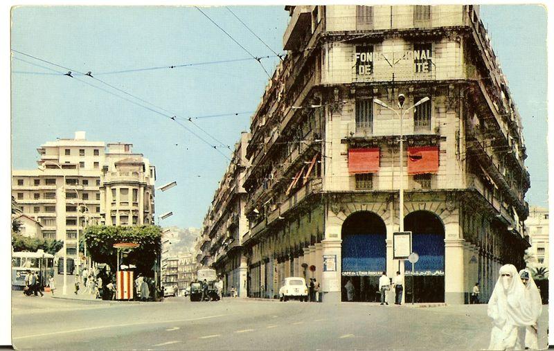 AV DE LA MARNE RPE VALLEE EN 1970