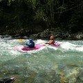 La rivière / le kayak loisir