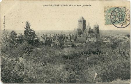 14 - SAINT PIERRE SUR DIVES - Vue générale