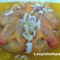 Churrasque ou poulet grillé en marinade à la portugaise
