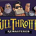 Le jeu full throttle remastered est dispo sur ios