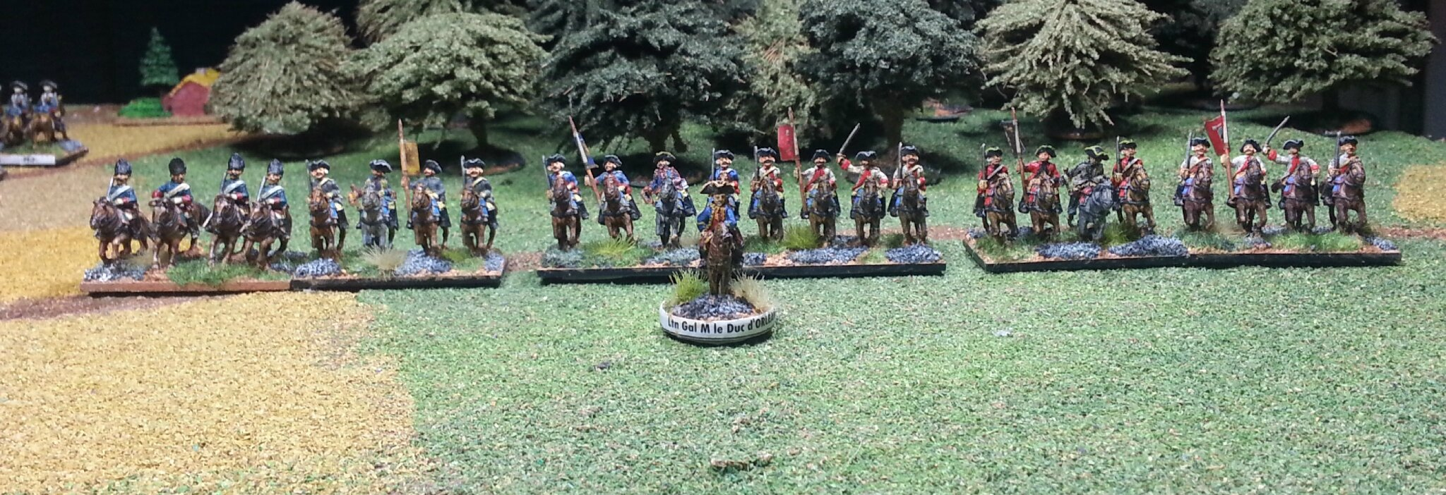 Division duc orleans