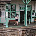 Kumaden Girl III, Kita-Kumamoto Station