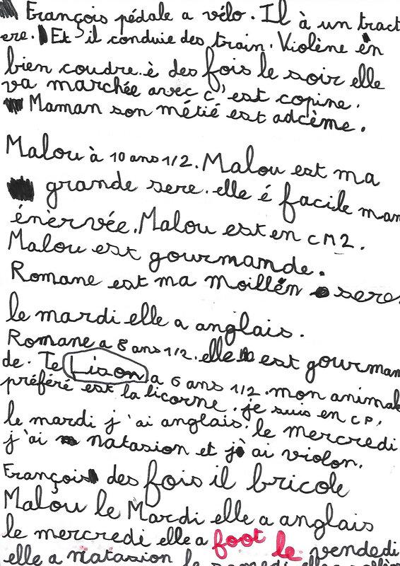 lettre lison