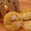 L'histoire du macaron marocain qui se transforma en carre fondant ... !