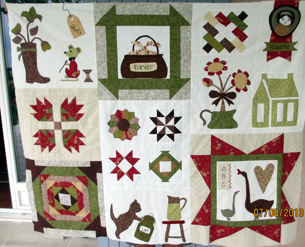 quilt campagne