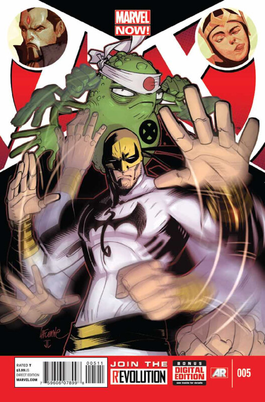 A+X 05 iron fist doop
