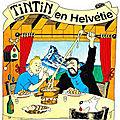 Tintin en Helvétie