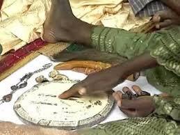 Le FA , Géomancie divinatoire du Golfe du Bénin