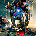 Iron man 3 l'affiche officielle !!!