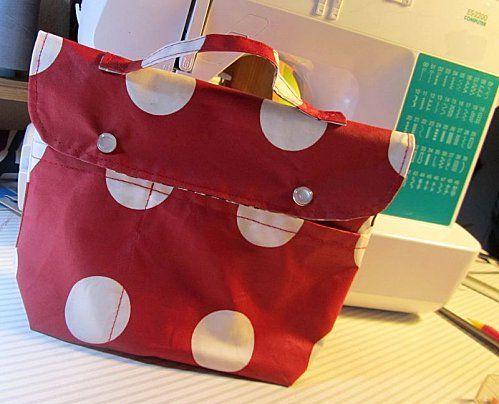 Pochette de sac ou mini cartable