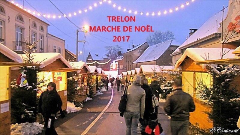 TRELON-Marché de Noël 2017