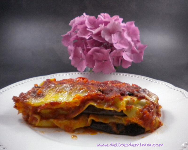 Lasagnes alla parmigiana 3