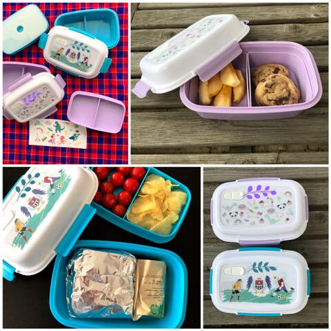 Lunchboxes personnalisées ©Kid Friendly