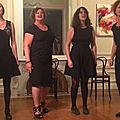 Spa : les comediennes tournent avec leur spectacle issus de l'atelier