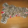 Couche léopard
