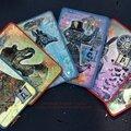 Des cartes à jouer, et une nouvelle publication! / a set of playing cards, and i'm published again!