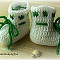 Petits chaussons prémas...