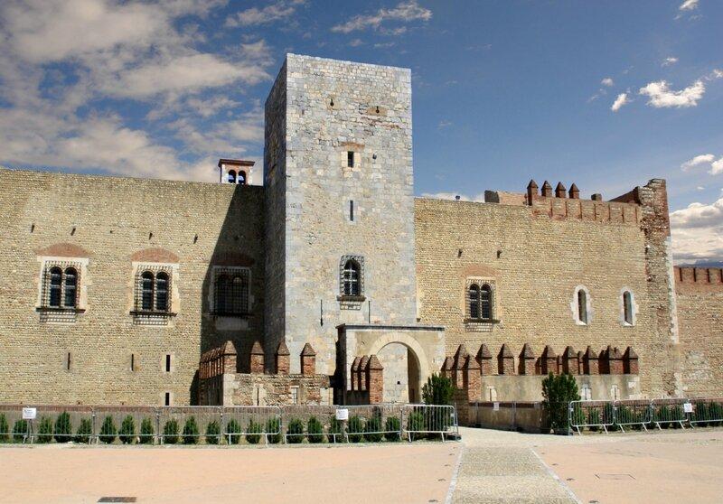 palais des rois Majorque