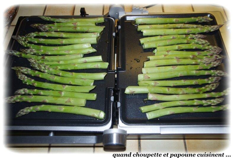 asperges vertes et blanches sauce fines herbes-8451