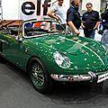 Alpine A108 cabriolet de 1966 (2ème génération)(111 ex)(RegioMotoClassica 2011) 01