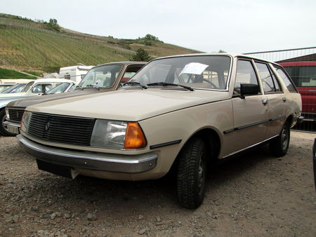 RENAULT 18 TL Break 1979 1984 Bourse Echanges de Soultzmatt 2010 1