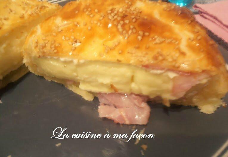 camembert feuilleté 3