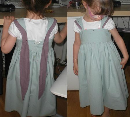 robe léonie juin 2013