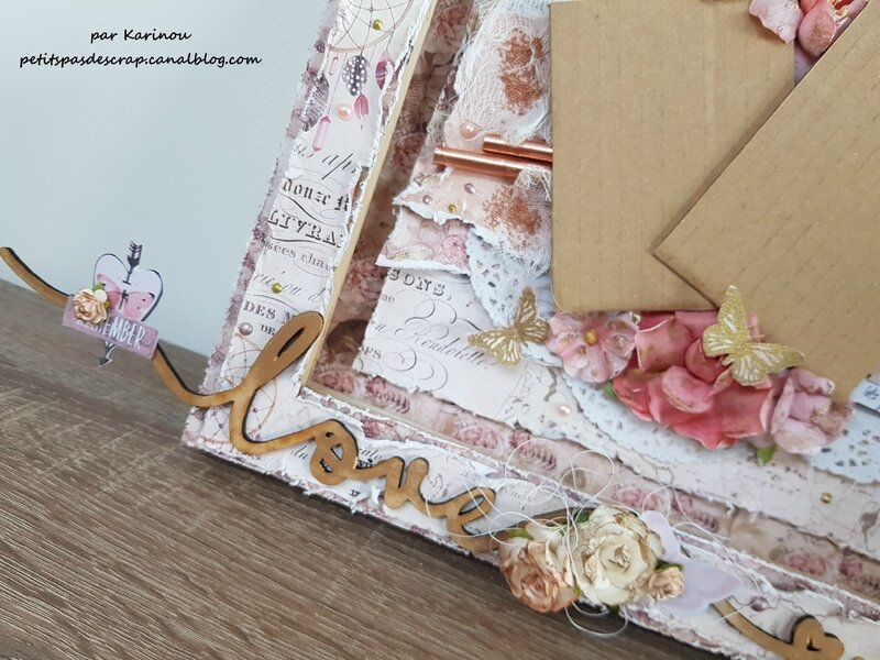Canvas Shabby cinq