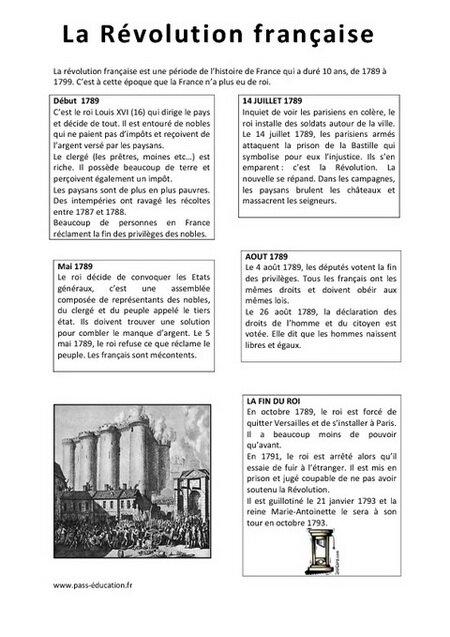La-révolution-française-Cm1-Cm2-Lecture-documentaire