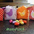 sacs de Pâques des Miss