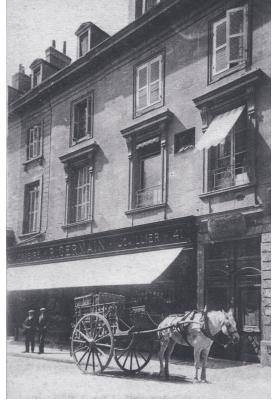 Célébration du 220ème anniversaire de la naissance d'Honoré de Balzac à Tours